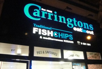 Carringtons Fish Bar