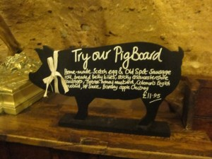 The Pig Board
