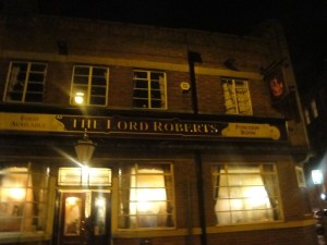 The Lord Roberts