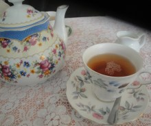 Tea at Tiffin