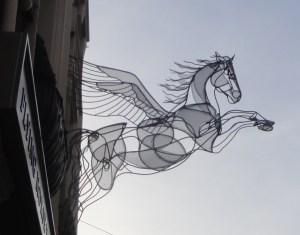 Flying Horse at Flying Horse walk