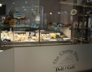 The Cheese Shop deli and cafe