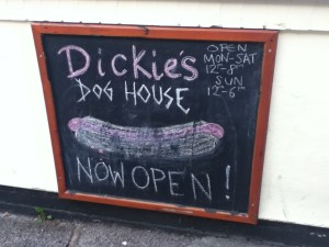 Dickies Dog House