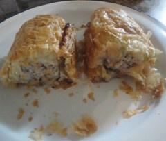 Hartland Sausage rolls