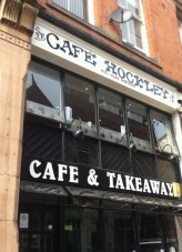 The Cafe Hockley