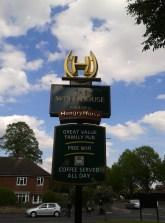 Wheelhouse Sign