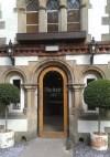 The Hutt main entrance