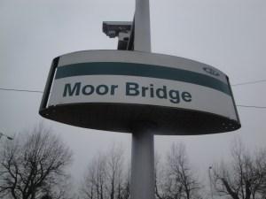 Moor Bridge Tram Stop