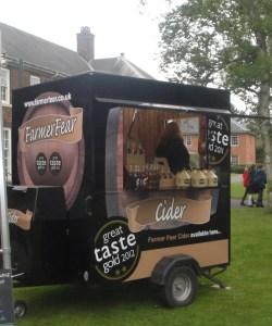 Farmers Fear Cider