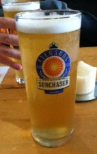 Pint of Everards Sunchaser