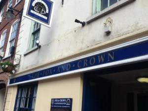 Fox and Crown in Newark