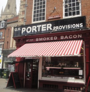 Porter Provisons