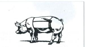 Porco Business Card Cover