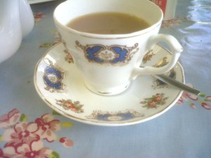 Cup of Tea at the Bakehouse