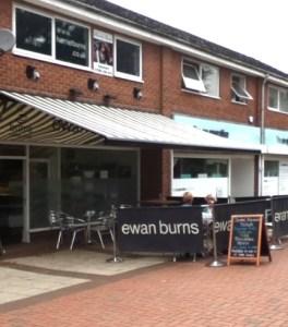 Ewan Burns Cafe