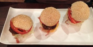 Sliders at the Ned Ludd