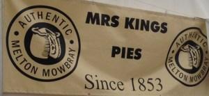 Mrs Kings Pies