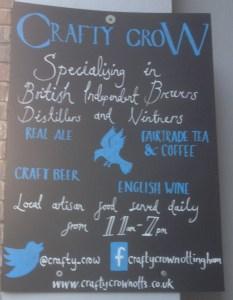 Crafty Crow Board