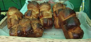 Basket of Brioche