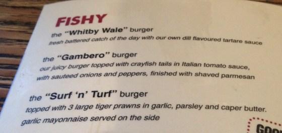 Fishy Options