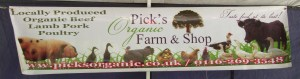 Picks Organic Farm Shop