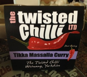 Tikka Massalla Curry Mix