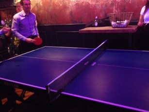 Ping Pong at das Kino
