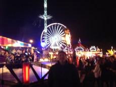 Martin at Goose Fair