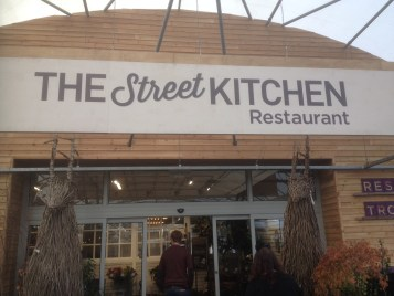 The Street Kitchen Resturant
