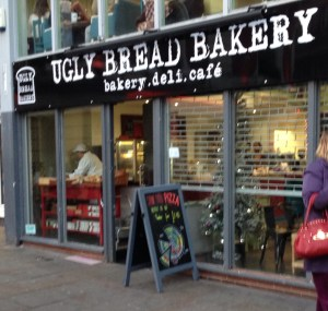 Ugly Bread bakery