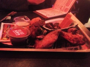 Starter Selection at Reds True BBQ