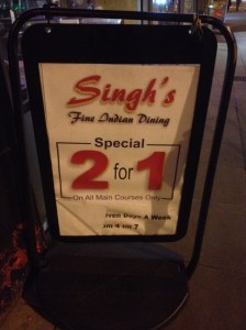 Singhs Offers