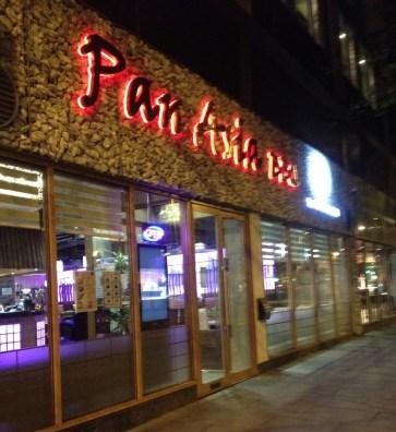 Pan Asian BBQ Nottingham