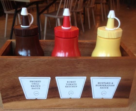 Oaks Homemade Sauces