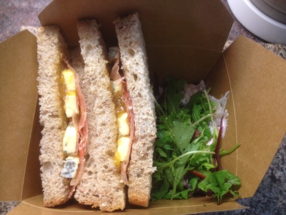 Bryers Sandwich Daily Special