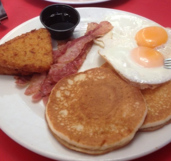 The Yankee Doodle Dandy at A1 Diner