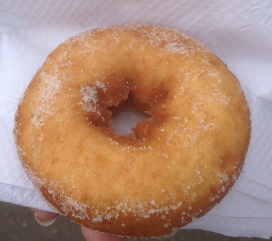 7th Scout Group Donut at Goose Fair