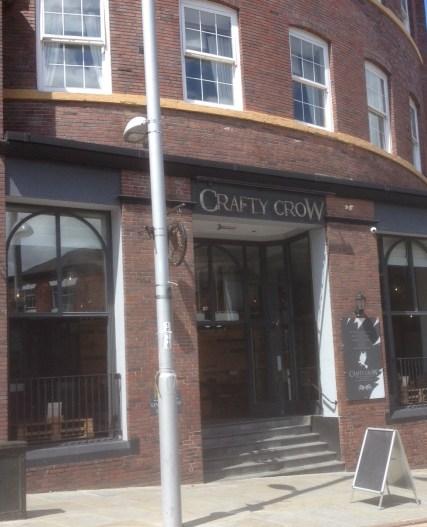 Crafty Crow in Nottingham