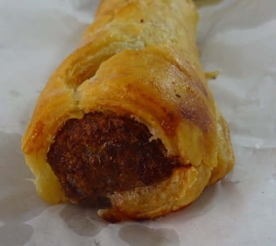 Sausage Roll at The Tall Frog Deli