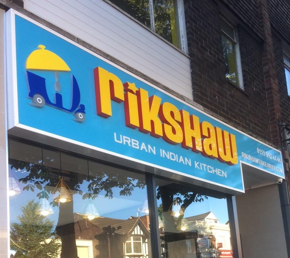 Rikshaw Urban Indian Kitchen in Sherwood – Tasty Indian Streetfood ...
