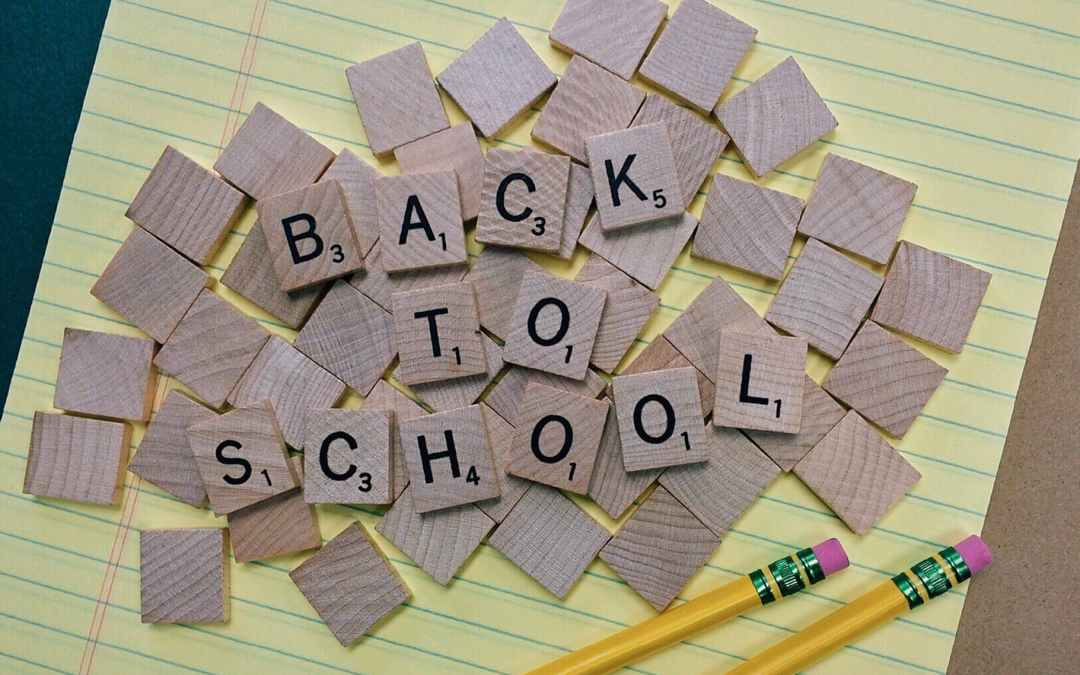 Make Back To School Easy With These Nutrition and Healthy Habits for Your Kids!