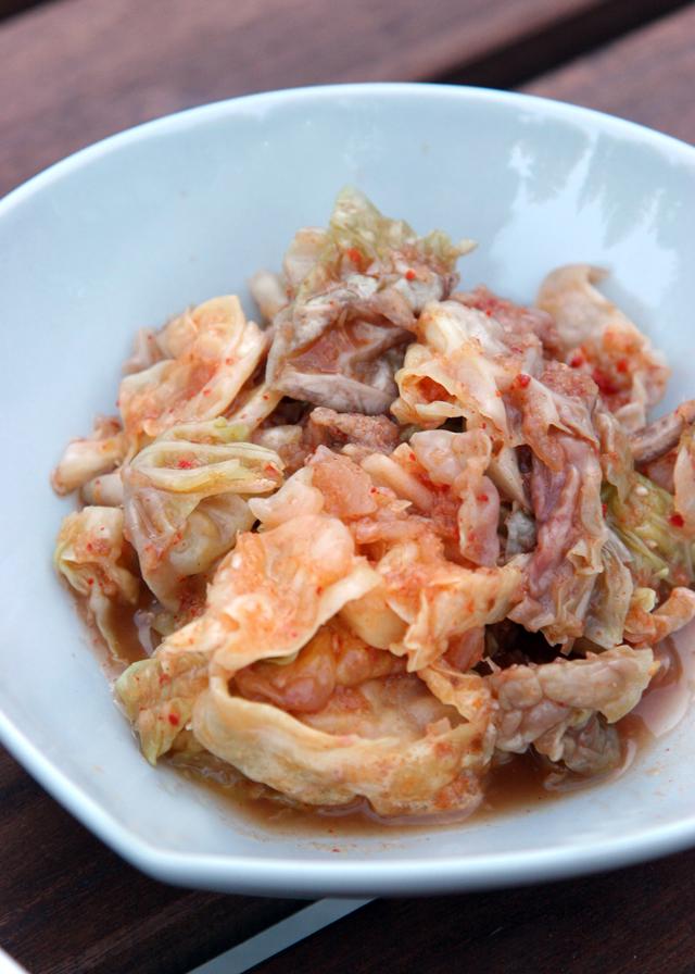 kimchikraut
