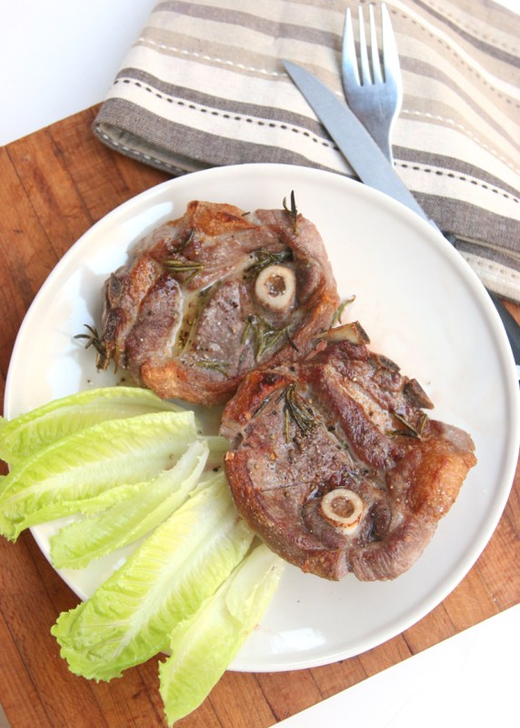 Broiled Lamb Shoulder Steaks 02