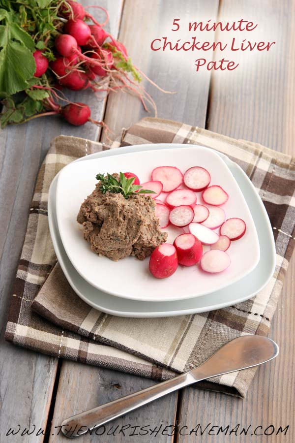 Chicken Liver Pate by The Nourished Caveman 1