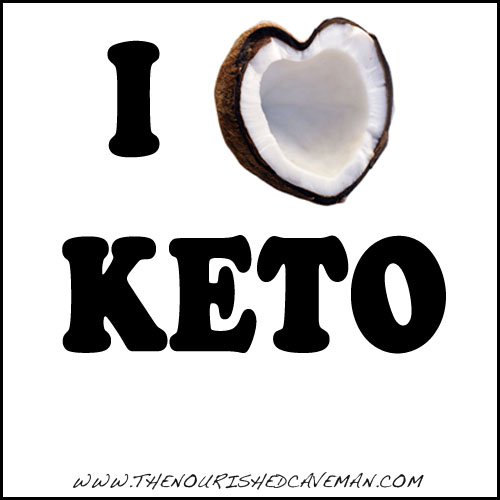 Between the Keto Diet and I it was love at first sight! Read about my (still in progress) journey, and how I got there! By The Nourished Caveman