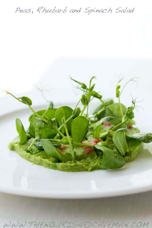 Peas-Rhubarb-and-Spinach-Salad-by-The-Nourished-Caveman
