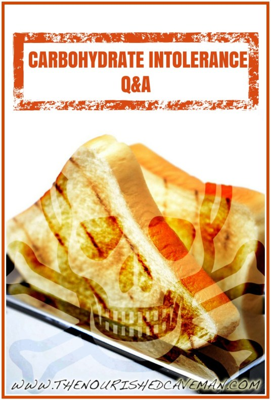 Carbohydrate Intolerance Q&A