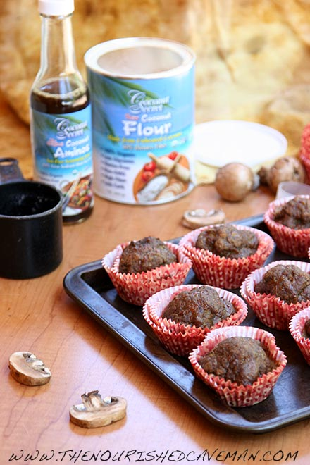 Vivicas Magic Meat Muffins By The Nourished Caveman 1