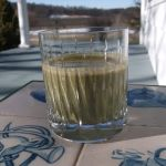 Maca Milkshake: A Green Smoothie Goes Incognito