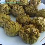 Paleo Serrano-Pumpkin Muffins